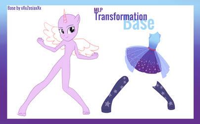 [MLP Base] Transformation Base
