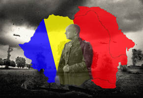 Romania Mare Ion Antonescu War by Zaigwast