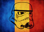 Romania Stormtrooper Flag