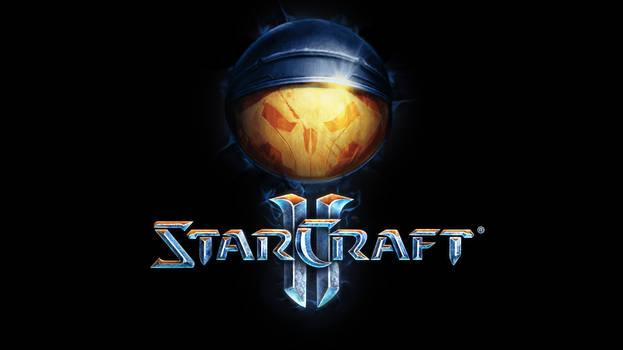 Jim Raynor's Helm - StarCraft II Wallpaper