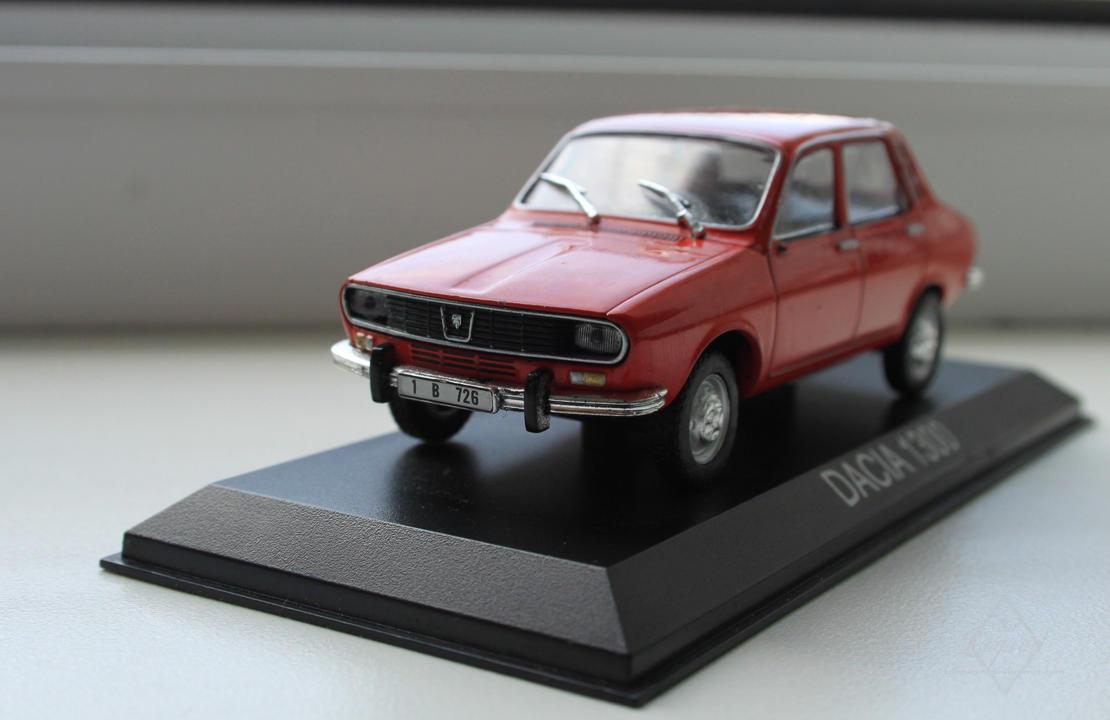 Dacia 1300 Model by Zaigwast