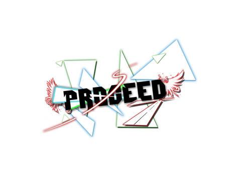 Proceed LOGO Wallpaper