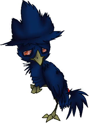 Sem the Infected Murkrow   inactive Sem_the_infected_murkrow___co___by_celestialseren-d53yjr7