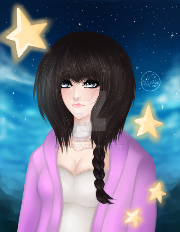 Sea of stars by Alexidas