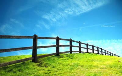Fence by ameeth1990