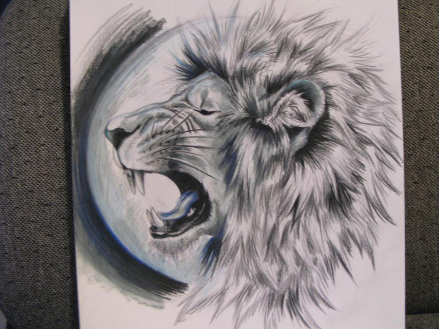 Lion Tattoo Sketch By Zubiatesuntamnedart On Deviantart
