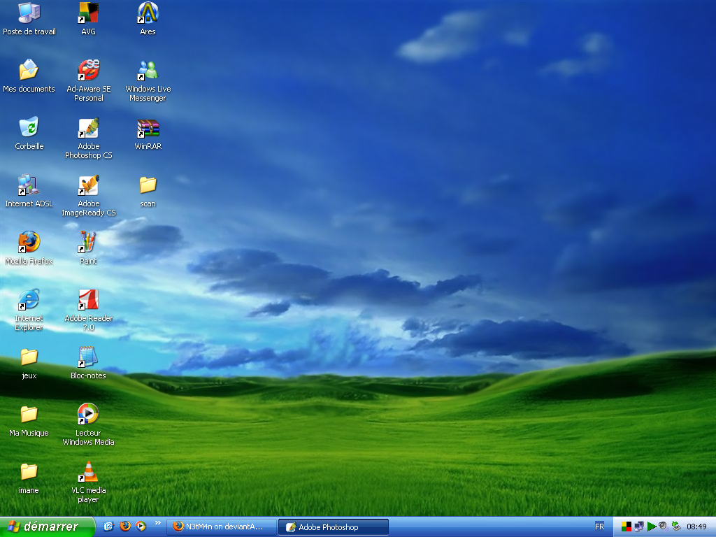 My DeskTop On 27.04.2007 by N3tM4n