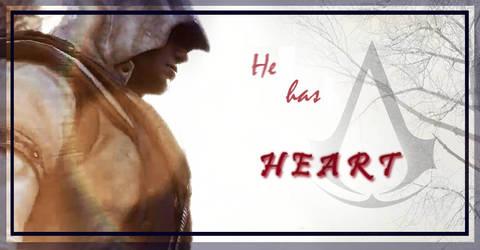 He Has Heart