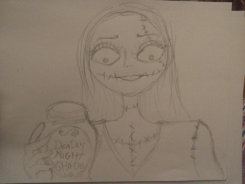Sally Sketch by Yani98