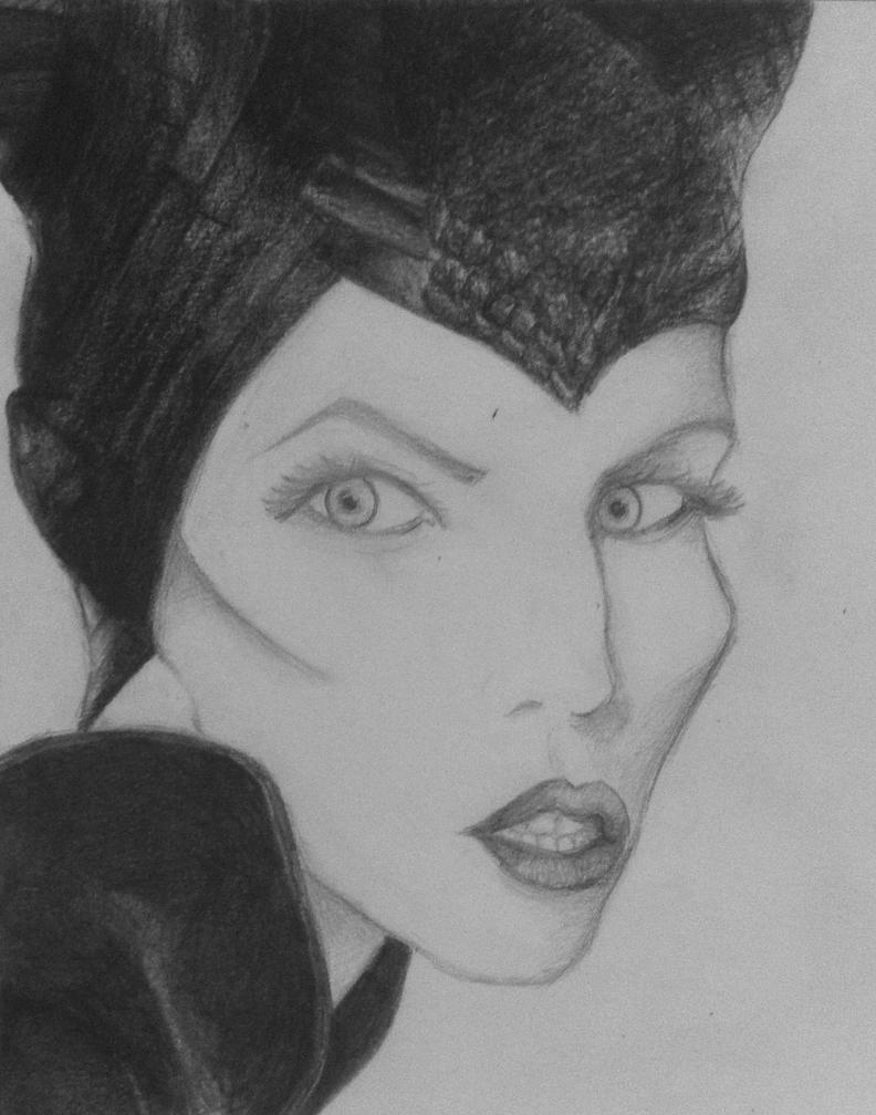 Maleficent by Yani98