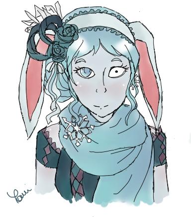 Winter Bunny by Yani98