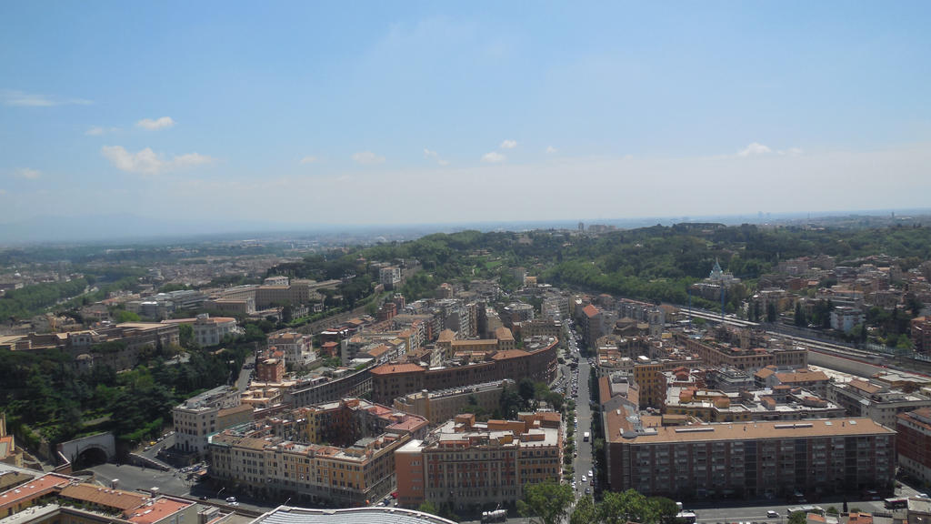 Rome by lastwinterleaf