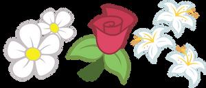 Flower Trio Cutie Marks