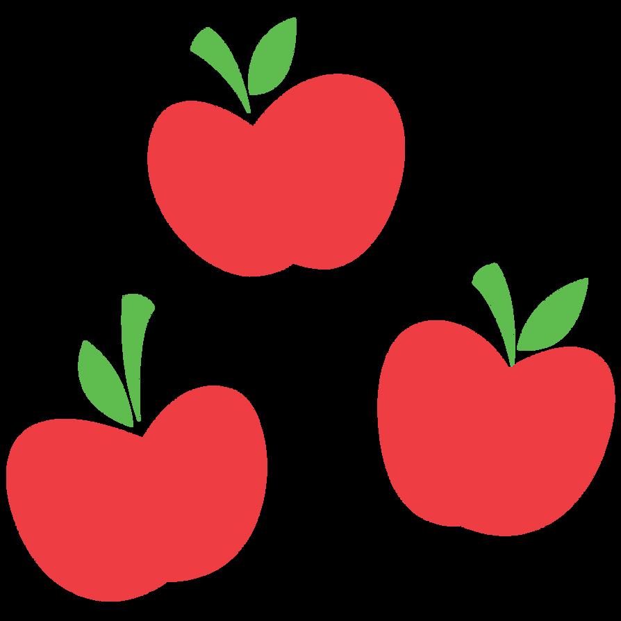 Applejack Cutie Mark by ErisGrim