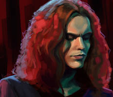 109/365 Ville Valo by Hyanide