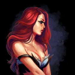 Miss Fortune by Hyanide