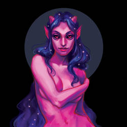 Succubus by Hyanide