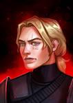 Sith apprentice - Commission