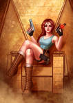 Tomb Raider 4 by Hyanide
