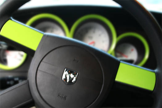 Custom Steering Console 2 by Kamotsu-Freight