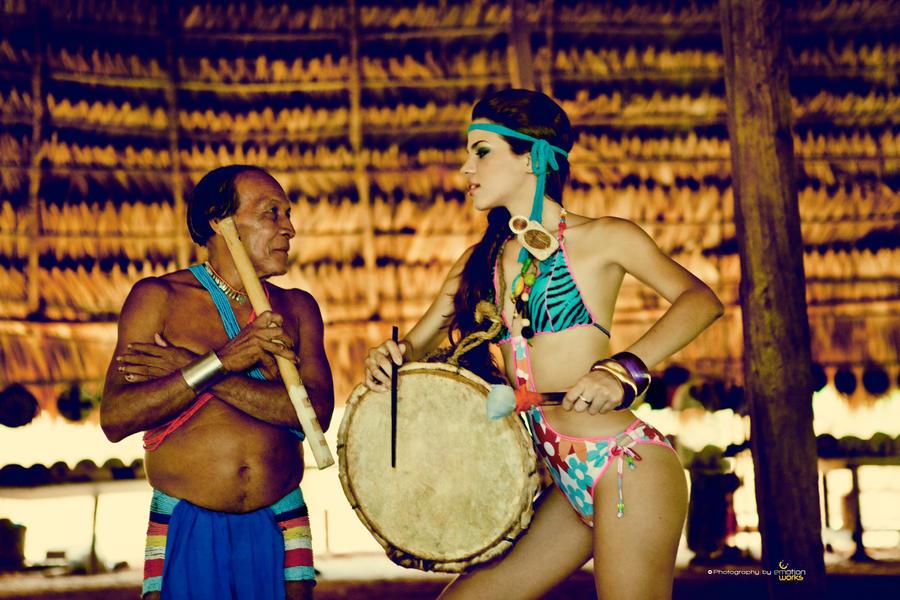 Embera By Ewilman On Deviantart