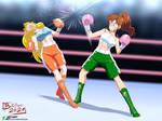 Minako vs Makoto