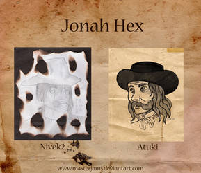 .o Jonah Hex o. by Atuki