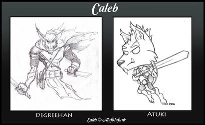 .o Caleb o. by Atuki
