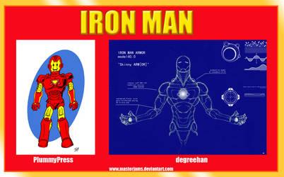 .o Iron Man o. by Atuki