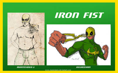 .o Iron Fist o. by Atuki