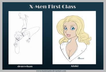 .o X-Men First Class o. by Atuki