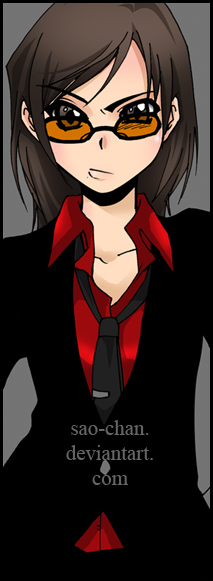 FormaL Taray :ID: by sao-chan