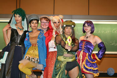 Lolita Fashion Show by falcona