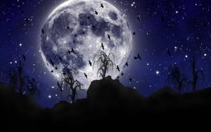 Moon by werewolfgirl34