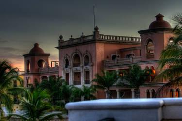 Dominican Villa by TheCrossdresser