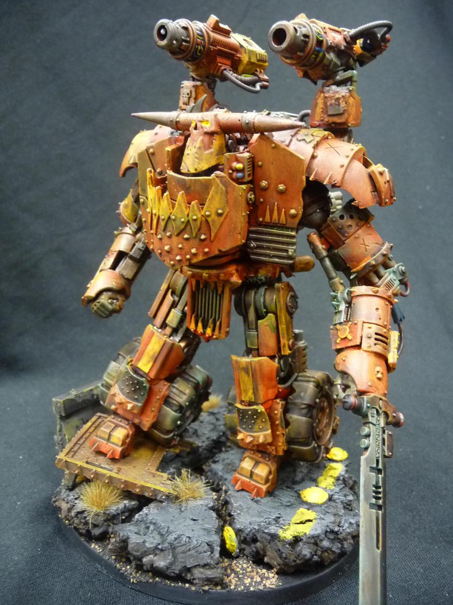 Deff Knight D E Second By Solav On Deviantart