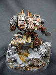 Inquisitorial Dreadnought and the Guards Stand