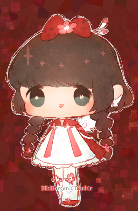 Fwower Princess by Byebi