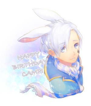 CRAMPY BIRTHDAY - commissions OPEN