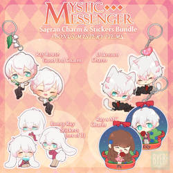 Saeran FanMerch Bundle Sale!