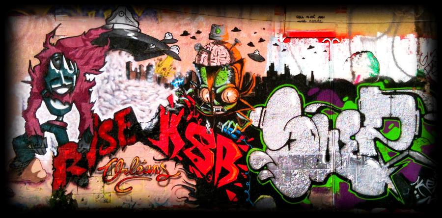 Paint Invasion by ksrp2v