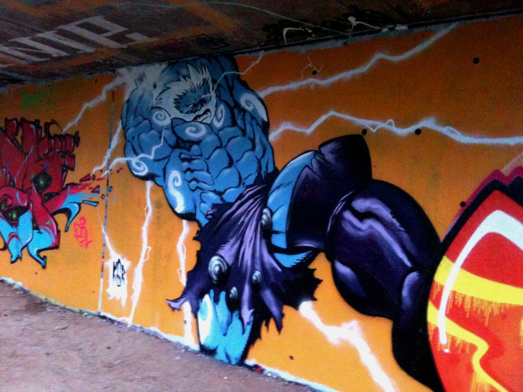 Thor Hulk by ksrp2v