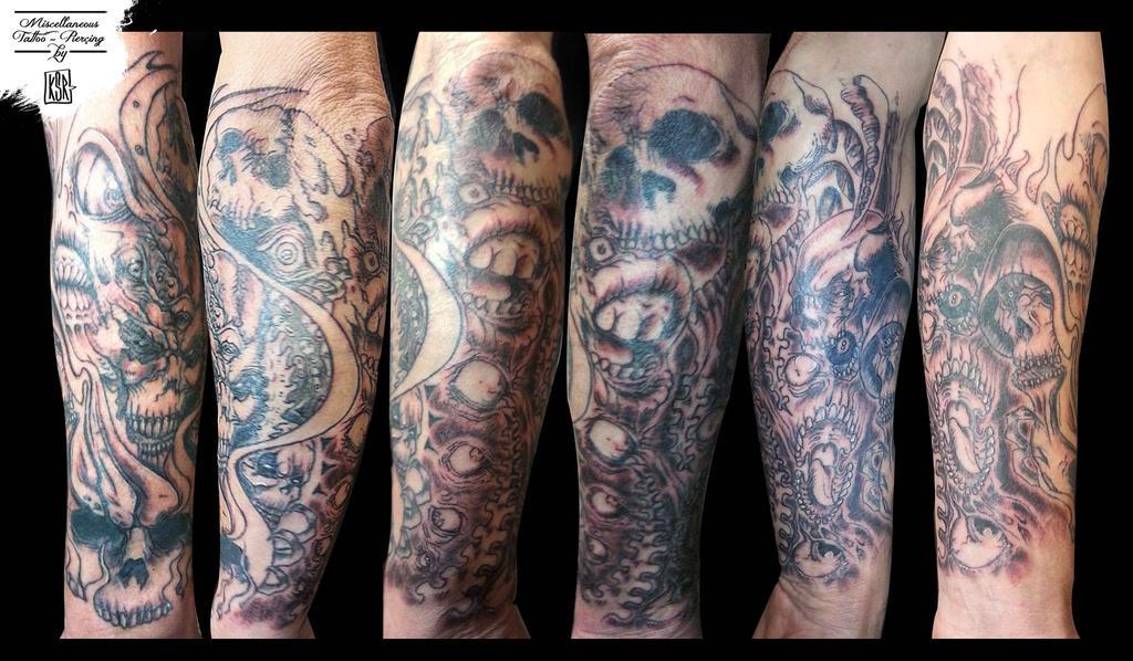Skull Factory by ksrp2v
