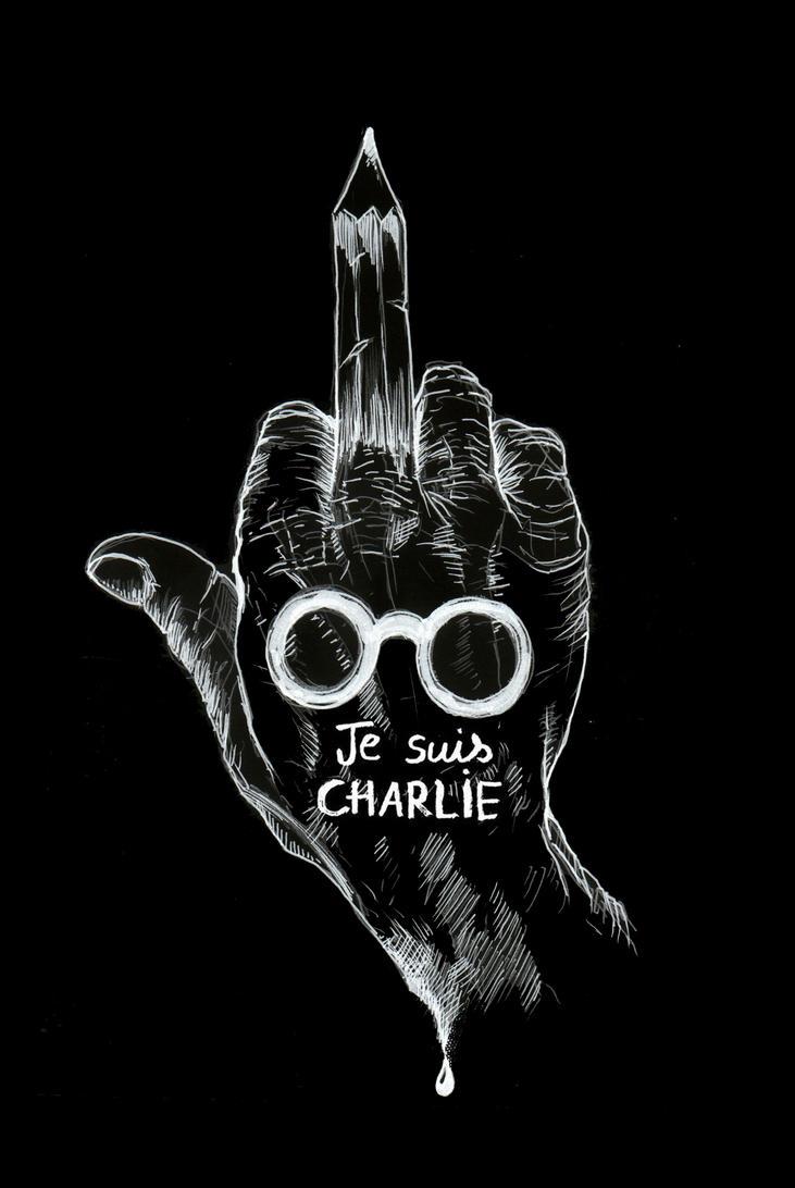 JE SUIS CHARLIE by ksrp2v