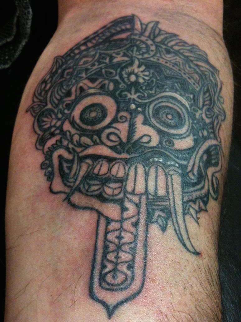 Bali 's Mask by ksrp2v