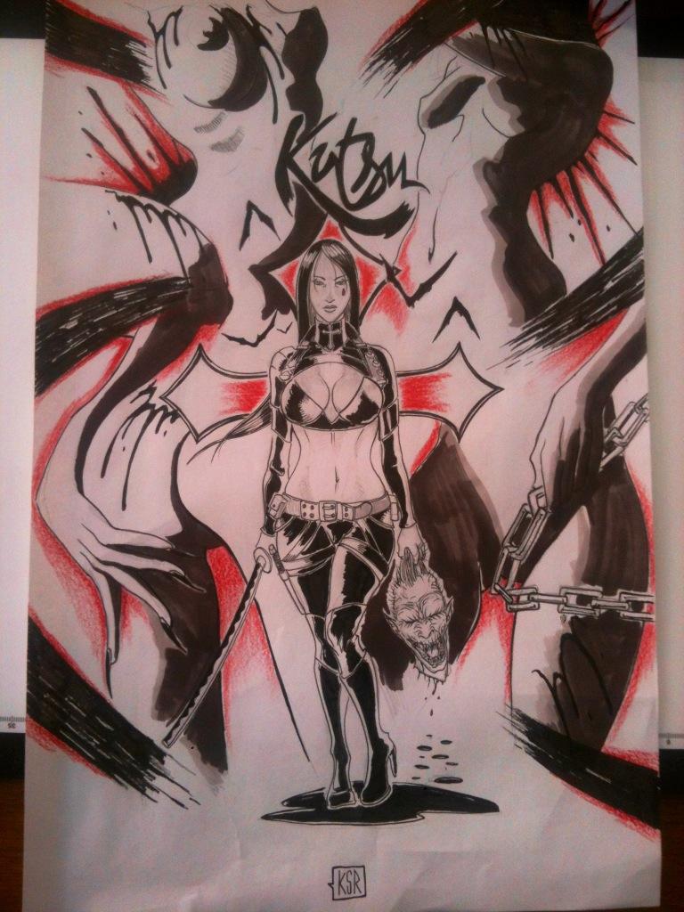 Heart Breaker by ksrp2v