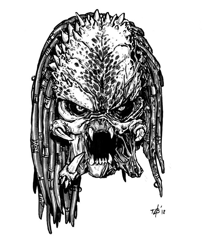 Predator by toze-barnabe