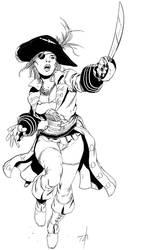 Lady Redbeard