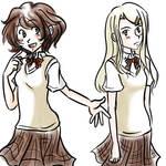 Chika and Shiou