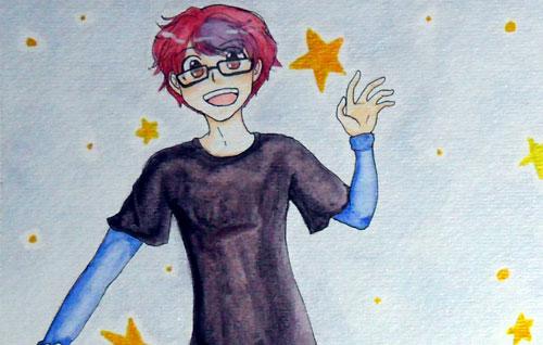 Cinna Watercolor by kabocha